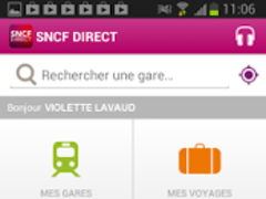 SNCF DIRECT 4.2 Screenshot