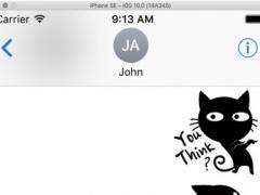 Sneaky Black Cat 1.0 Screenshot