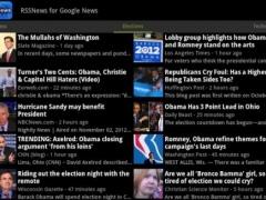 SNews - Google News Reader 2.1 Screenshot