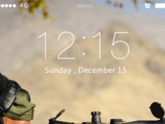 Sniper AWP ScreenLocker 1.0.6 Screenshot