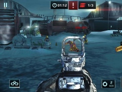 Review Screenshot - Sniper Game – Rid the World of Evil Using Your Expert Shooting Skills