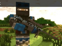 SNIPER MODS for Minecraft PC Edition - The Best Pocket Guns Wiki & Tools for MCPC 1.0 Screenshot