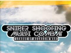 Sniper Shooting Multi Combat - League of Assassin War 1.0 Screenshot