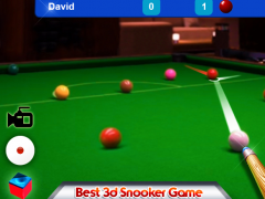 Snooker 3D Pool Game 2015 1.3 Screenshot