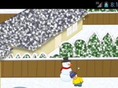 Snow Battle LiveWallpaper LITE 1.0.2 Screenshot