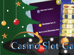Snow Christmas Slots 1.0 Screenshot