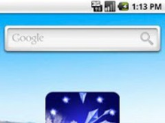 Snow Clock free 1.1 Screenshot