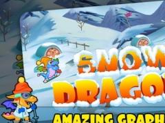 Snow Dragons Ski & Snowboard Saga - Black Diamond Challenge 1.0 Screenshot
