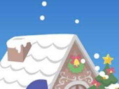 snow dream♪cute christmas(FREE 1.00 Screenshot