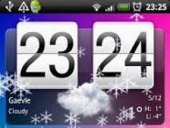 Snow Globe & Live Wallpaper 2.0 Screenshot