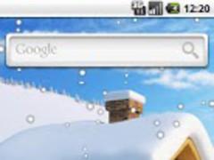 Snow Live Wallpaper FREE 1.3.1 Screenshot