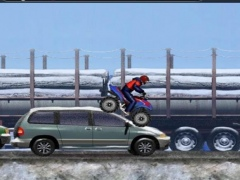 Snow Rivals - Racing Moto 1.0 Screenshot