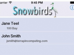 Snowbirds 1.4 Screenshot