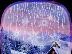 Snowfall Live Wallpaper ❄ Winter Backgrounds 1.3 Screenshot