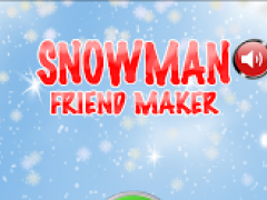 Snowman Maker - Snow Dress Up 2.4 Screenshot