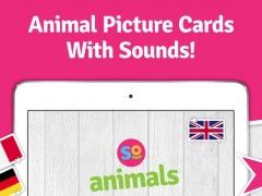 SO Animals - HD Interactive Animal Flash Cards & Sounds 1.3.1 Screenshot