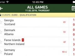 Soccer 24 - soccer live scores 2.7.0 Screenshot