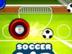 Soccer Airhockey 1.0 Screenshot