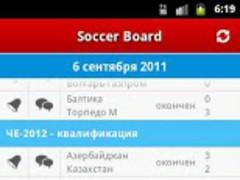 Soccer Board 1.5 Screenshot