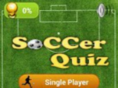 Soccer Logo Quiz Pro 1.05 Screenshot