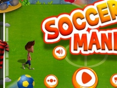 Soccer Mania Fun 1.0 Screenshot