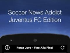 Soccer News for Bianconeri 1.3.5.1 Screenshot