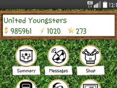 Soccer Player Manager Free 2.1 Screenshot
