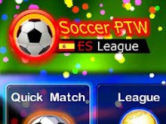 Soccer PTW ES 3 Screenshot