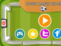 Soccer Sponge Shooter 1.0 Screenshot