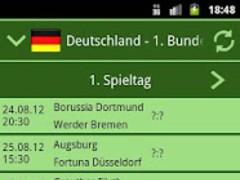 Soccer Statistics Pro 2.02 Screenshot