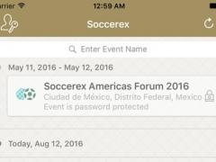 Soccerex Events 1.9 Screenshot