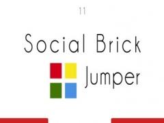 Social Brick Jumper 1.0 Screenshot