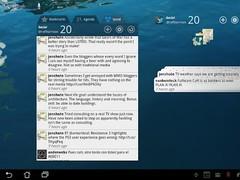 Social for Tabr 0.8.1 Screenshot