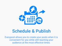 Social Media, Twitter, Google+ 3.2.1 Screenshot