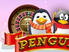 Social Penguin Hit & Win Vegas Roulette Craze Casino Games Pro 1.0 Screenshot