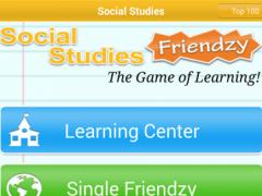 Social Studies Friendzy 2.5 Screenshot