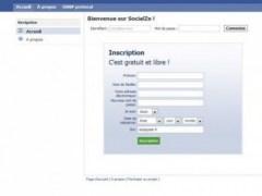 socialze 1 Screenshot