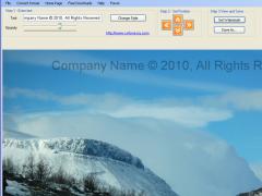 Sofonesia Image Watermark 2.0 Screenshot