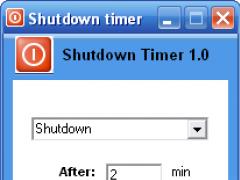 Sofonica Shutdown Timer 1.0 Screenshot