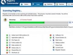 Softarama Registry Commander 3.1 Screenshot