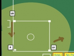 Softball Umpires Field Coverage 1.0 Screenshot