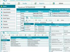 Softerra Time Assistant 6.2 Screenshot