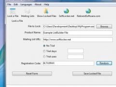 SoftLocker ListBuilder 1.0 Screenshot
