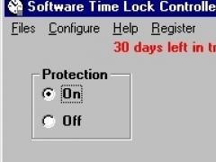 Software Time Lock 6.8.0 Screenshot