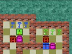 Sokoban Dwarf Porter Free 2.27 Screenshot