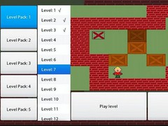 Sokoman - A fun puzzle Game 0.1.3 Screenshot