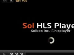 Sol HLS Player 1.47 Screenshot