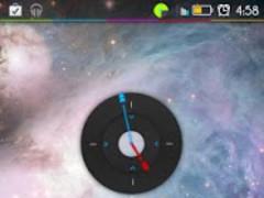 Solar Dial Clock - Dark 1.0 Screenshot
