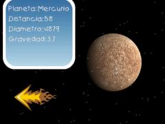 Solar system for kids 105 Screenshot
