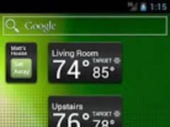 SolarCity Smart Thermostat 1.3.249 Screenshot